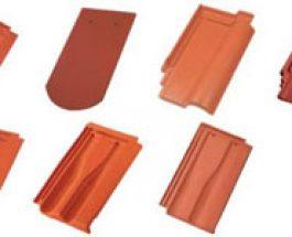 Kształty i wymiary dachówek cementowych