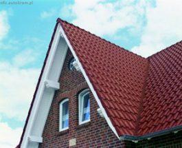 Zalety dachówek cementowych