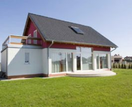 Folie dachowe w domach energooszczędnych